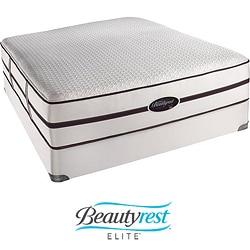 Beautyrest Elite Plato Plush Evenloft Queen-size Mattress Set