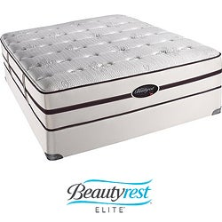 Beautyrest Elite Scott Extra Firm King-size Mattress Set