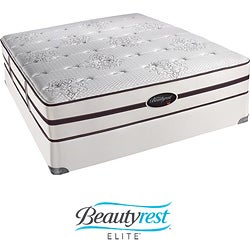 Beautyrest Elite Plato Extra Firm Queen-size Mattress Set