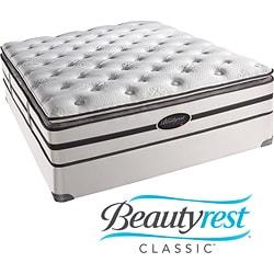 Beautyrest Classic Porter Plush Firm Pillow Top Cal King-size Mattress Set