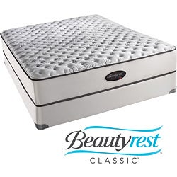 Beautyrest Classic Reece Firm Cal King-size Mattress Set