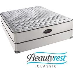 Beautyrest Classic Reece Firm Cal King-size Mattress Set