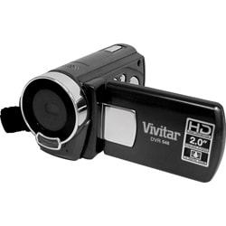 Vivitar DVR548HD-BLACK Digital Camcorder
