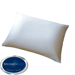 Splendorest 'Perfect' Traditional Shape Molded Memory Foam Pillow