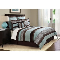 Siren 8-piece Comforter Set