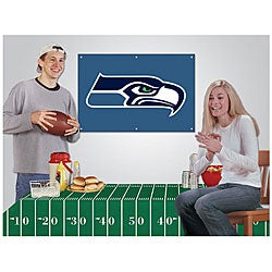 Seattle Seahawks NFL Football Party Kit