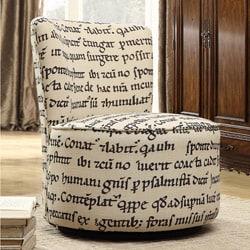 Moda Round Linen Swivel Chair