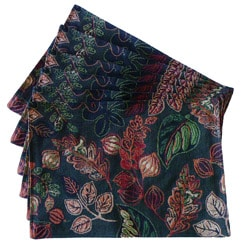Tapestry Harvest Spectrum Place Mats (Set of 6)