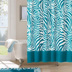 Home Essence Wild Things Shower Curtain