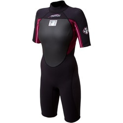 Body Glove Women&#39;s Method Black/ Wine Spring Wetsuit