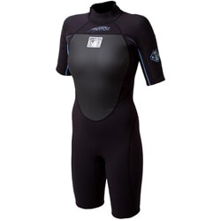 Body Glove Women&#39;s Method Black Spring Wetsuit