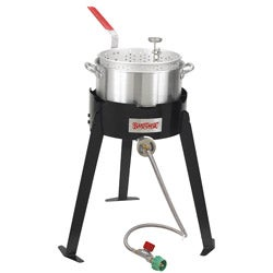 Bayou Classic Aluminum Outdoor Fish Cooker