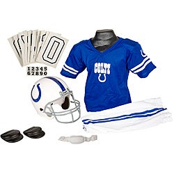 NFL Indianapolis Colts Youth Uniform Set