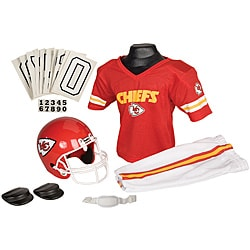 NFL Kansas City Chiefs Youth Uniform Set