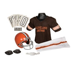 NFL Cleveland Browns Youth Uniform Set