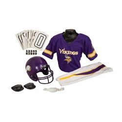 NFL Minnesota Vikings Youth Uniform Set