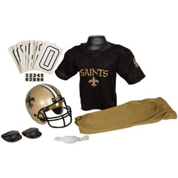 NFL New Orleans Saints Youth Uniform Set
