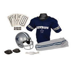 NFL Dallas Cowboys Youth Uniform Set