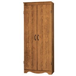 Talon Multipurpose Two Door Scalloped Base Storage Cabinet