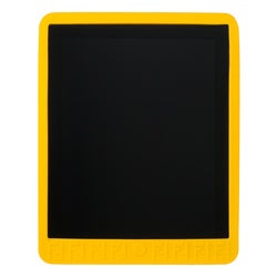 Fendi Zucchino Yellow Rubber iPad Case for Ipad 1