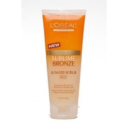 L'Oreal Sublime Bronze 6.7-ounce Sunless Scrubs (Pack of 4)