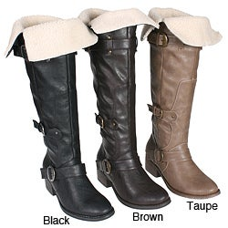 Story Women's 'Colin' Knee-high Boots