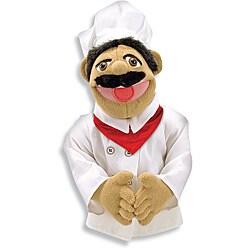 Melissa & Doug Chef Alfredo Dente Puppet