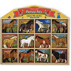 Melissa & Doug Pasture Pals Play Set