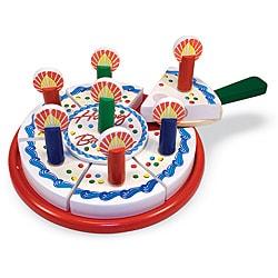 Melissa & Doug Birthday Party Play Set