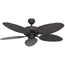 EcoSure Siesta Key 52-inch Bronze Ceiling Fan