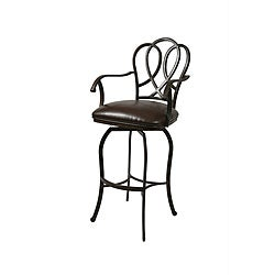 Oxford 26-inch Swivel Counter Stool