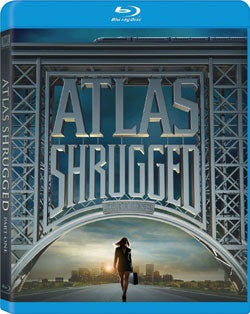 Atlas Shrugged Part 1 (Blu-ray Disc)
