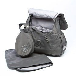 Go-Go Babyz Sidekick Bliss Diaper Bag and Baby Carrier