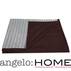 angelo:HOME Gardengate Blue Cotton Throw