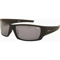 Coleman Men's CC1 Matte Black Polarized Sunglasses