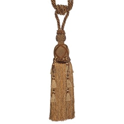 Bronze/ Gold Designer Tassel Tiebacks (Set of 2)