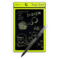Improv 090049004 Boogie Board LCD Green Writing Tablet