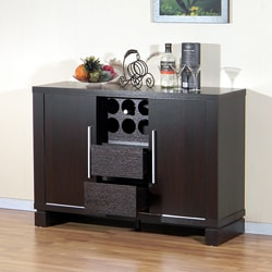 Serrano Cappuccino-finish Dining Buffet