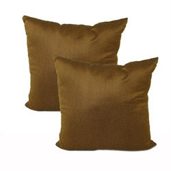 Charlize Causeway Throw Pillows (Set of 2)