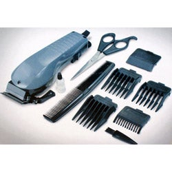 10-piece Electric Hair Clipper Set
