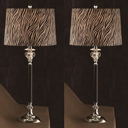 Calvin 31-inch Table Lamps (Set of 2)