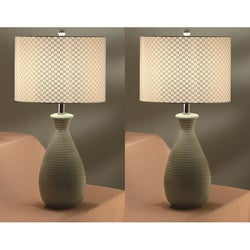 Woodcroff 28-inch Table Lamps (Set of 2)