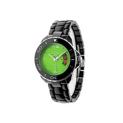 Android Midsize Exotic Divemaster Ceramic Bracelet Watch