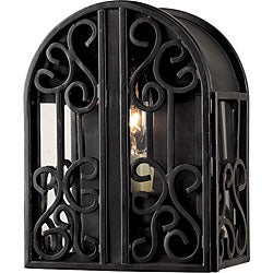 World Imports Sevilla Collection Wall-Mount Outdoor Sconce