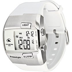 Freestyle Men's 'Durbo' Steel and Polyurethane Digital Watch