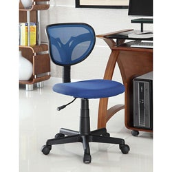 Blue Kids Desk Chair