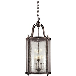 Old Sturbridge 9-light Bronze Hanging Lantern
