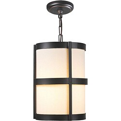 World Imports Edmonton Collection Single Light Pendant