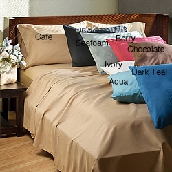 Elegance Microfiber Full-size Sheet Set
