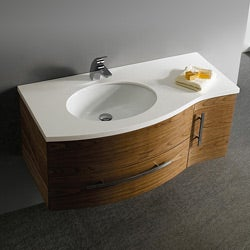 Vigo 44-inch Single Bathroom Vanity